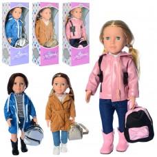 Кукла M 4044-45-46 UA 47см, рюкзак, муз, зв укр -песня, стих, 3вида, бат таб