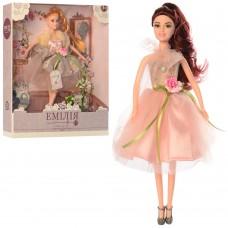Кукла M 4373 UA 30 см, туфли, сумочка