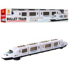 Поезд LX-S9 52см, 3Dсвет, муз, зв, на батарейках, 52, 5-5, 5-7, 5cм