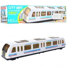 Поезд LX726A 42см, 3Dсвет, муз, звук, на батарейках