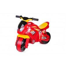 Детская каталка мотоцикл Технок 5118-1, красный
