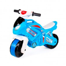 Детская каталка-мотоцикл Технок 5781, голубой
