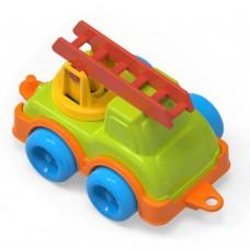 Игрушка Пожарная машина Мини ТехноК, 10.8х6.4х6.2 см, арт.5231