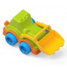 Игрушка Трактор Мини ТехноК, 12.7 х 6.4 х 5.5 см ,арт.5200