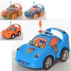 Машина 110-120 полиция, 13см, 2 вида инерц, заводнаяке