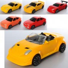 Машина 66-2-3-4-5-6 инерционная, 17,5 см