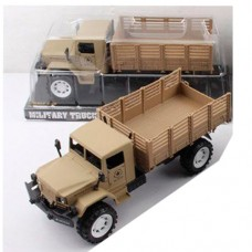 Машинка 0626AP  инерционный, грузовик 28см, в слюде