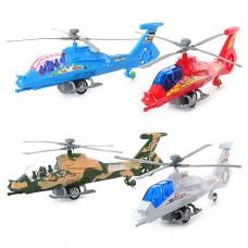 Вертолет 2988 ABD 4 вида 1 вид AB, 3 вида спецтехника