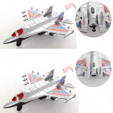 Самолет 059-7-15 2 вида инерционный, заводнойке,