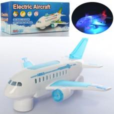 Самолет 3223-1, 23 см, звук, свет, ездит