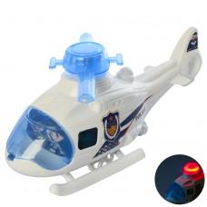 Вертолет 226 21 см, заводной, свет