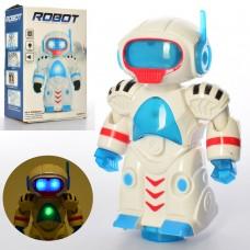 Робот FX2867 19см, муз, свет, ездит