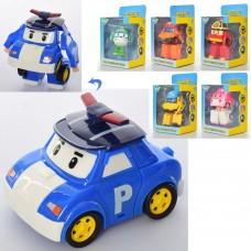 Трансформер 83168-30 RP, 10 см, робот+транспорт