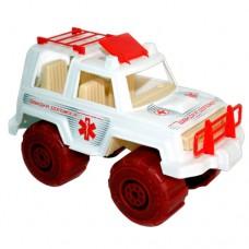 Детская машинка Швидка допомога МГ 164 MaxGroup