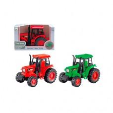 Трактор 8338-80 инерционный, 11 см