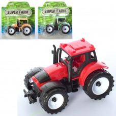 Трактор 9970 инерционный, 12 см