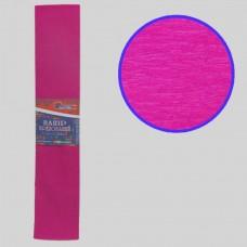 KR55-8016 Креп-бумага 55%, малиновый