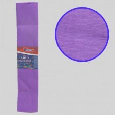 KR55-8021 Креп-бумага 55%, сиреневый
