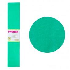 Бумага гофр. ярко-зеленый 55%