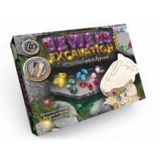 Набор для проведения розкопок JEWELS EXCAVATION камни укр JEX-01-02