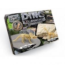 Набор для проведенния розкопок DINO EXCAVATION динозавры укр DEX-01-04, 05, 06