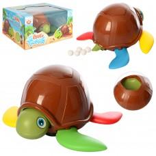 Черепаха YH1801 20 см, несет яйца