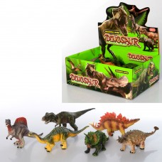 Динозавр TQ669-B от14см, 12шт 12видов