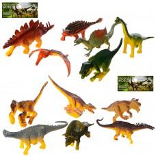 Динозавры 611 6 шт, от 6 см