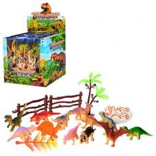 Динозавры 888E-3 12 шт.