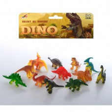 Динозавры LT04-2 12шт, от6смке