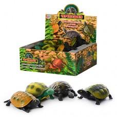 Животные 7219 черепахи, 4 вида 12шт