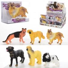 Животные Q9899-135 собаки, от 6,5 см 24 шт.