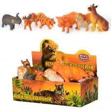 Животные дикие 7215 дикие, 12 шт