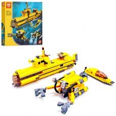 Конструктор 24012 подводная лодка, 673дет