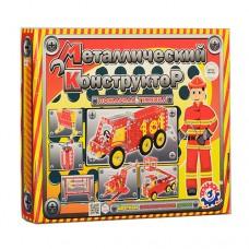 Конструктор металический -пожарная техника.ТехноК 2056