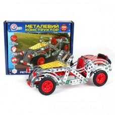 Конструктор металлический Ретро автомобиль ТехноК арт. 4821