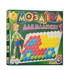 Мозаика для малышей №1 Технок 2063