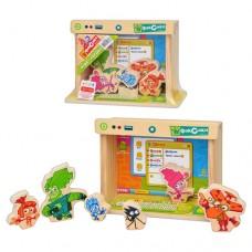 Деревянная игрушка Игра-логика GT6024 Фиксики