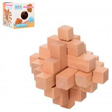 Головоломка 5202 деревянная