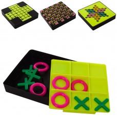 Игра DX112A-D игровое поле, фишки, 4вида, в пеналеке