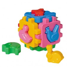 Куб Розумний малюк Домашние животные ТехноК 1943