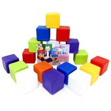 Кубики 20шт, 02-603 Киндервей
