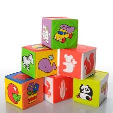 Кубики 5930 мягкие, для купания