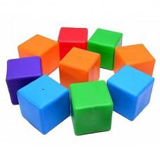 Кубики большие 9 шт 020 Бамсик