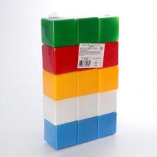 Кубики пластмасовые Радуга 2 .ТехноК 1691 ТехноК 1691