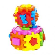 Кубы логические, 2шт 50-106 Киндервей
