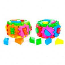 Шестигранники логические, 2 шт 50-105 Киндервей