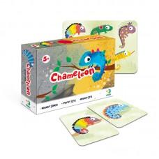 300200 Игра карточная Хамелеон