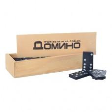 Домино M 0027 в деревянной кор-ке