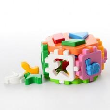 Куб Умный малыш Гексагон-1 . ТехноК 1981
